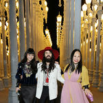 Asia chow alessandro michele eva chow